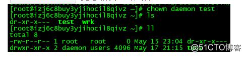 理解Linux文档属性、拥有者、群组、权限、差异