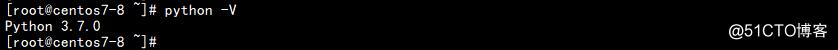 Centos 7安装Python3.7
