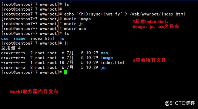 Rsync+inotify搭建实时同步系统