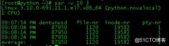 linux工具-sar命令