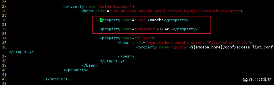 Amoeba搭建Mysql集群(实现Mysql主从复制、读写分离、负载均衡)