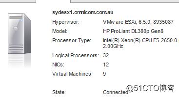 ESXi 6.5 进入维护模式死机在68%的进度的bug