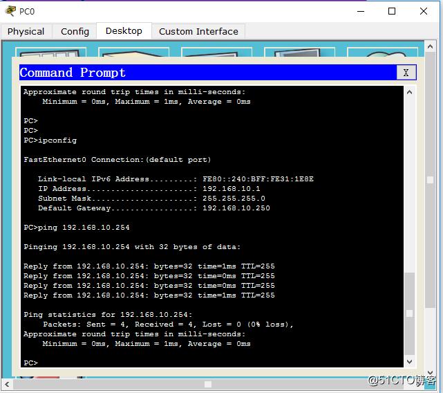 思科模拟器实现HSRP以及NAT的端口复用综合运用