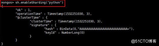 MongoDB(4.0)分片——大数据的处理之道