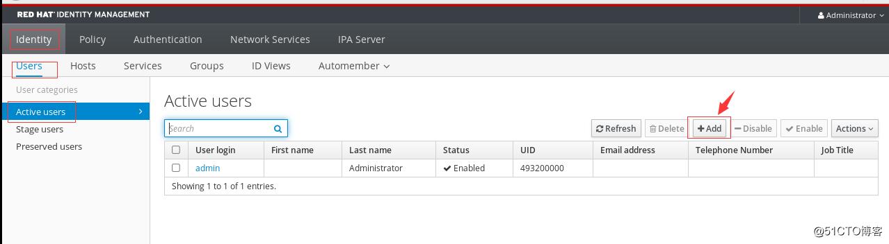 从零构建ipa-server.实现ldap+kerberos网络用户验证
