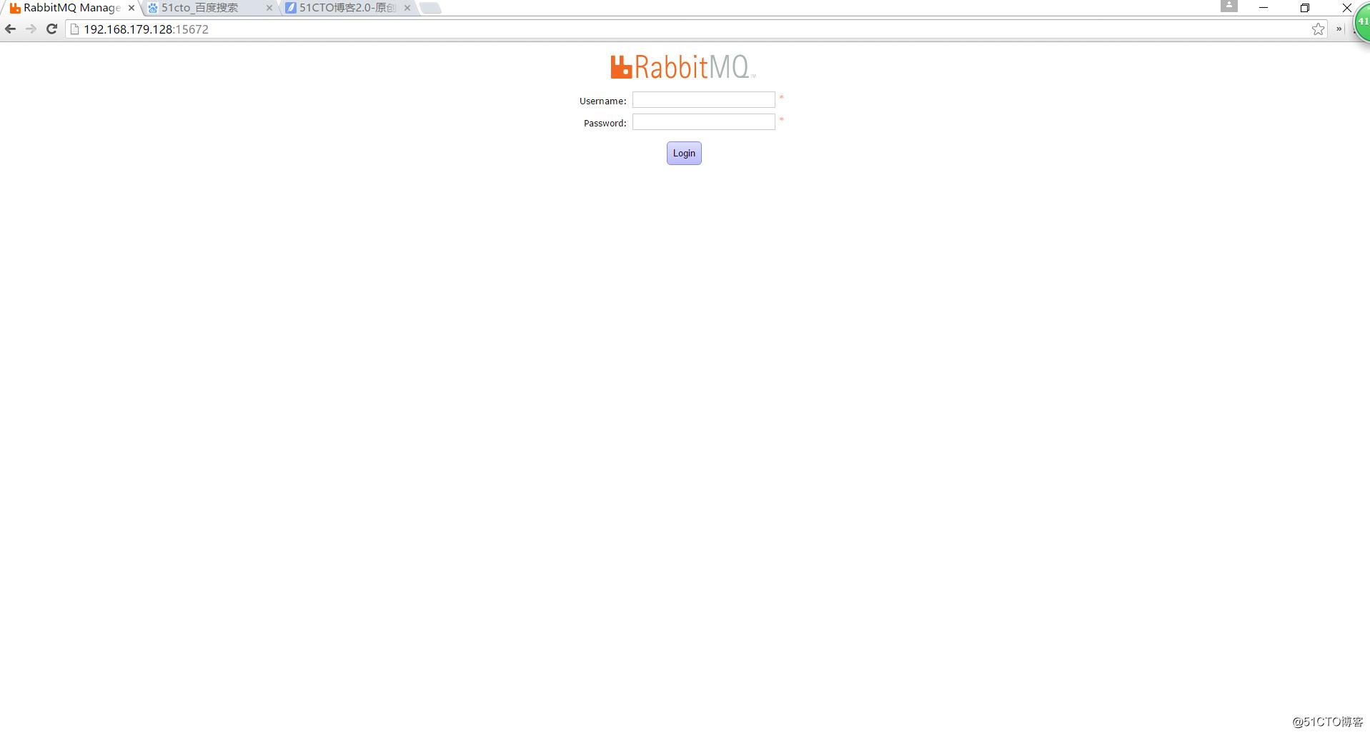 千万PV,RabbitMQ群集配置