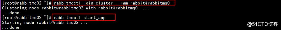 RabbitMQ消息队列集群