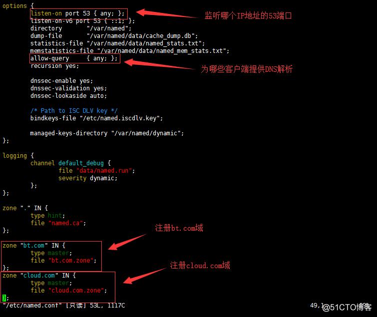 Apache搭建虚拟主机(基于IP、端口、域名实现)内附源码包