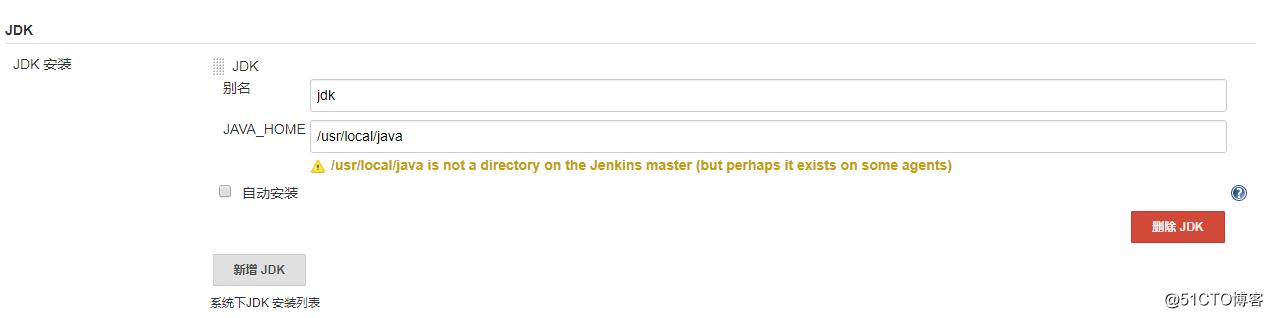 K8S集群中部署jenkins