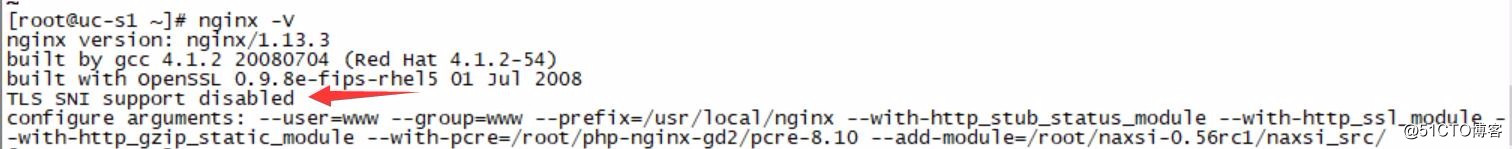 nginx多站点,ssl偏爱第一个证书