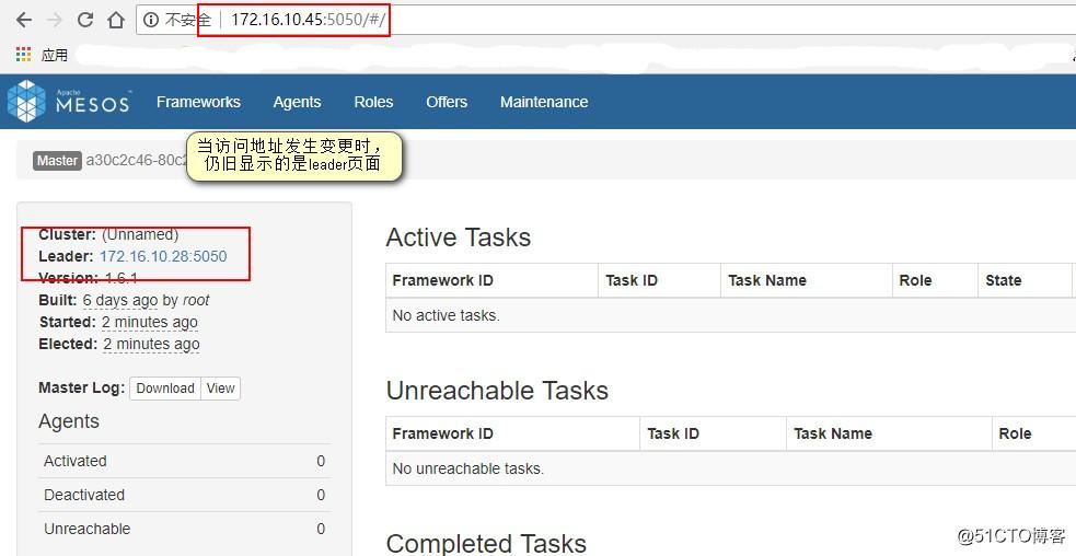 使用Mesos管理Docker(Mesos+Marathon+Docker)