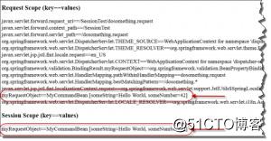 理解Spring MVC Model Attribute 和 Session Attribute