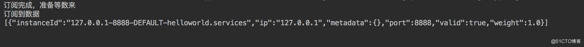 深入浅出高性能服务发现、配置框架Nacos系列 1: HelloWorld