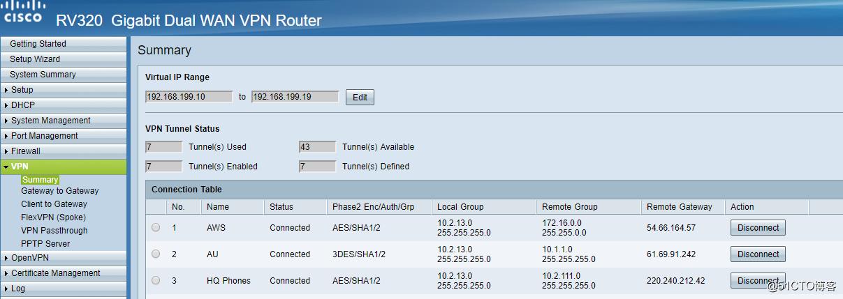 PowerShell 远程重置Vyos IPSec连接