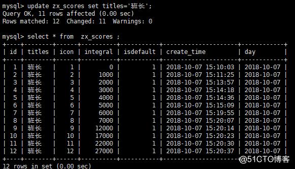 mysqlbinlog结合sed命令恢复update时未加where条件之前的数据
