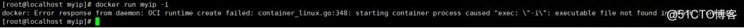 使用Dockerfile定制自己的docker镜像