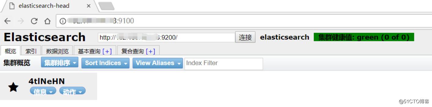Elasticsearch集群搭建1Welcome to my ELK world!