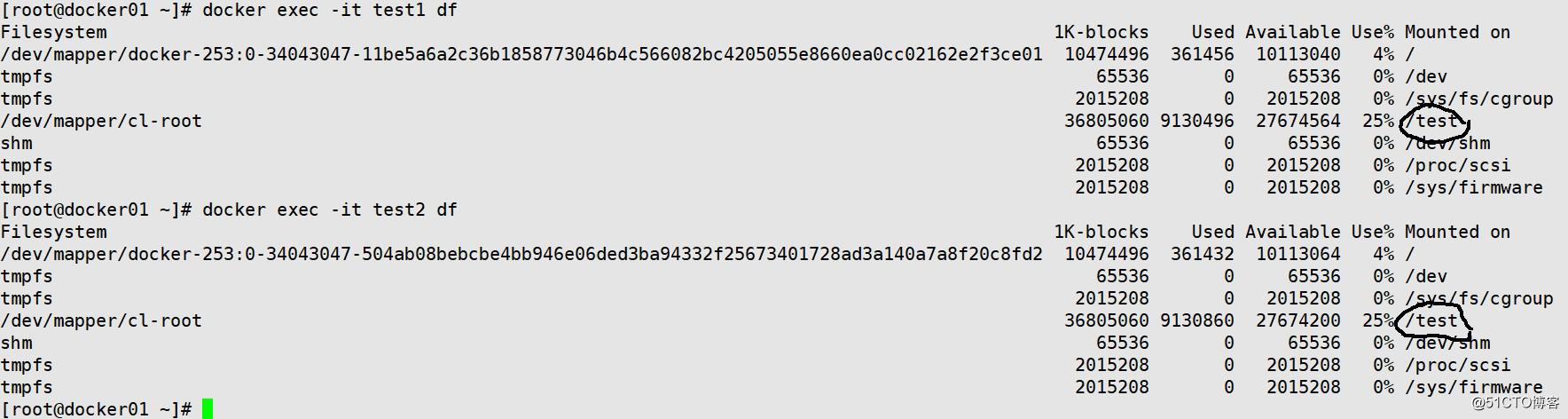 Docker的数据管理