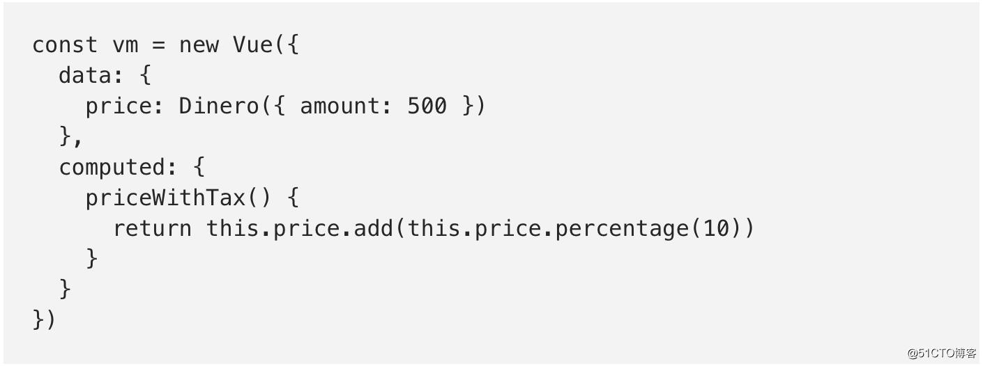如何处理JavaScript 中的货币值?
