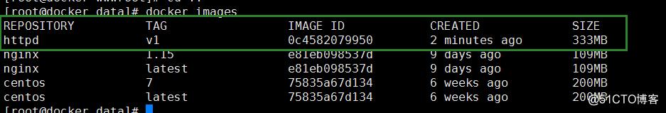 docker Dockerfile、构建php、java、lnmp项目