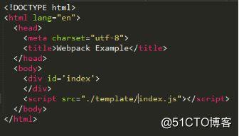 WebPack牛刀小试